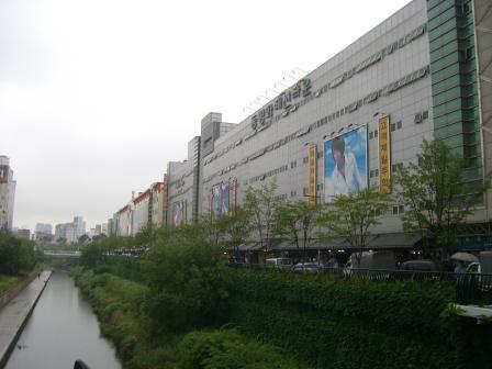 韓国旅行(街歩き篇)