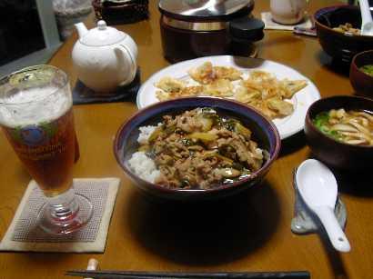 07結婚記念日夕食