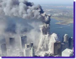 2001.9.11 アメリカ同時多発テロ