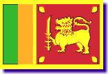 スリランカ民主社会主義共和国国旗