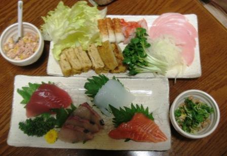 080127 手巻き寿司