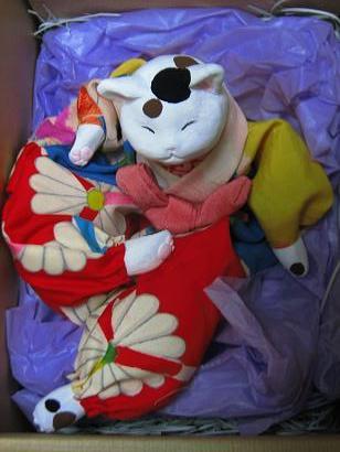 藤間節子さんちのお猫さま