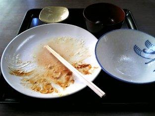 山田ホームレストラン チキンカツ04