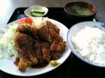 山田ホームレストラン チキンカツ05