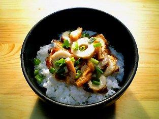 京都 権太呂のおあ揚げできつね丼を作った001