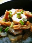 京都 権太呂のおあ揚げできつね丼を作った003