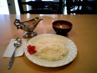 街のレストラン コトブキ カレー002