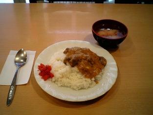 街のレストラン コトブキ カレー003