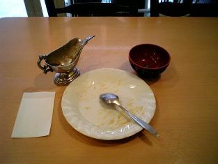 街のレストラン コトブキ カレー005