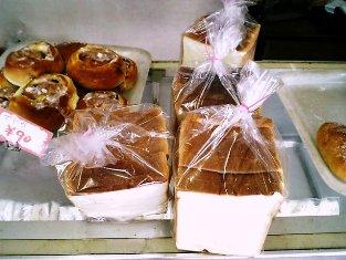 池田屋で惣菜買って三喜屋でパンを買う007