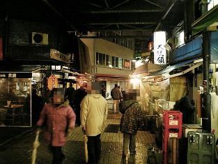上野昭和通り食堂 チキンカツ003