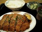 上野昭和通り食堂 チキンカツ011