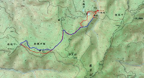1106医王山ログ