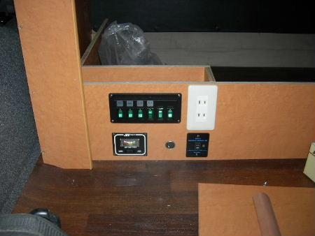 スイッチ系統