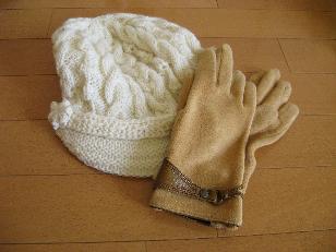 帽子&手袋