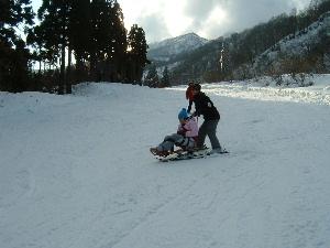 ブログ用スキー