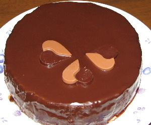 ブログ用雪2・7ケーキ