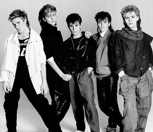 Duran Duran - Live at Shimin Kaikan, Fukuoka, Japan, 16 March 1987 bootleg