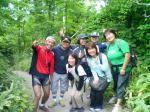 藻岩ハイキング