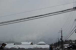 朝の比叡山