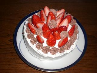 ゆうケーキ