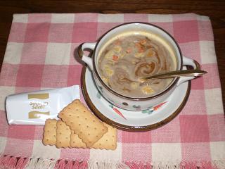 スープ試食