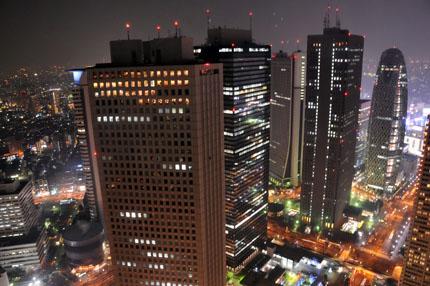都庁北展望台