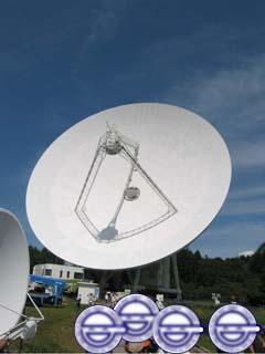 2145m電波望遠鏡2