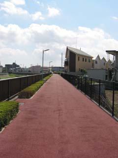 野川サイクリングロード