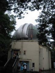 大赤道儀室