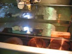 ワイヤー放電加工機