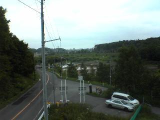 エルフィン3 橋からの眺め