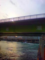 水上バス②