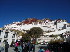ヒプノセラピー スピリチュアルライフ チベット 聖地 ポタラ宮 ダライラマ