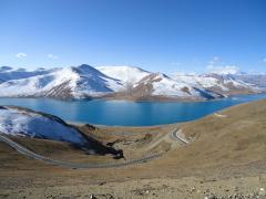ヒプノセラピー スピリチュアルライフ チベット 聖地 ヤムドク湖