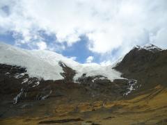 ヒプノセラピー スピリチュアルライフ 聖地 チベット カロラ峠 氷河