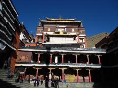 ヒプノセラピー スピリチュアルライフ 聖地チベットの旅 タシルンポ寺 弥勒菩薩