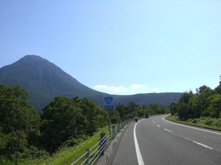 8:59R334羅臼岳