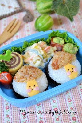 きのこちゃんのお弁当