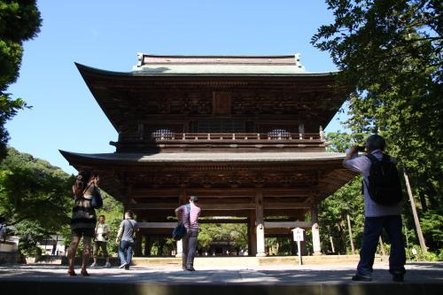 20110717北鎌倉(円覚寺)