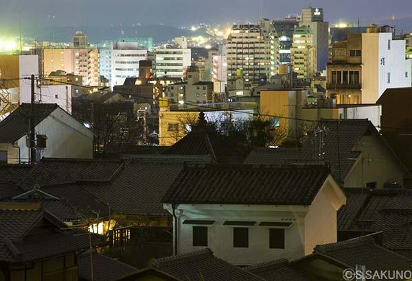京都の夜024W5716