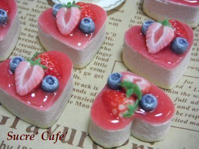 プチフルール苺