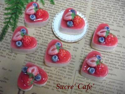プチフルール苺②
