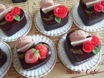 チョコレートケーキ①