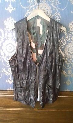 Harlem Rounge Leather vest