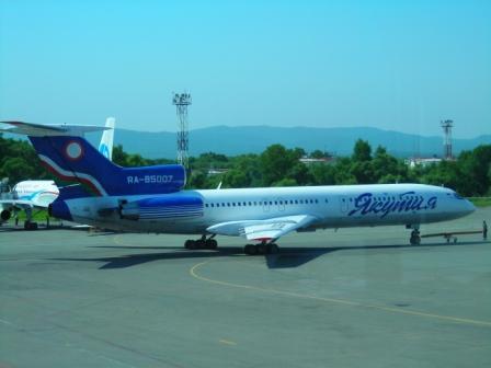 ヤクート航空