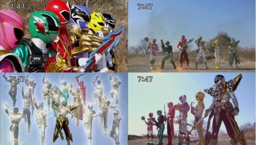 All Super Ranger