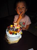 慧斗3歳1