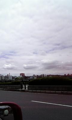 ぽこぽこ雲。