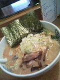 醤油とんこつ野菜 札幌